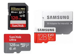 10월 메모리카드 인기순위 - 고용량 메모리카드가 저렴해졌다!?