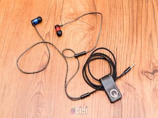EARBRIDGE HPSD E70, 이어브릿지 정적자기형 드라이버 탑재 인이어 이어폰 측정 리뷰