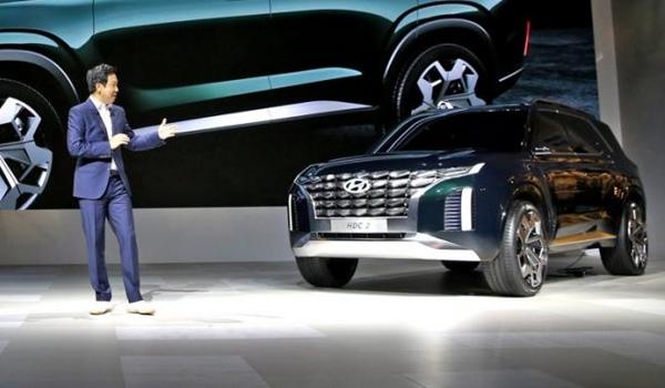 현대차 SUV의 기함 \