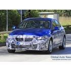[스파이샷] BMW 1 시리즈 세단 페이스리프트