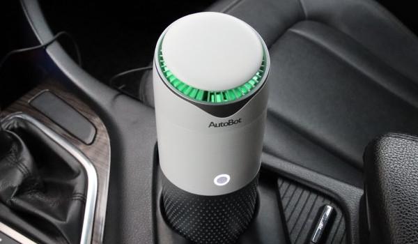 차량용 공기청정기 강추!