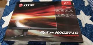 MSI 옵틱스 MAG271C