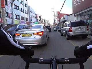자전거 도로주행, 어떻게 해요?