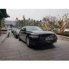 [시승기] '회장님', '사장님'의 車..제네시스 G90 뒷좌석 타보니...