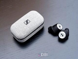 SENNHEISER MOMENTUM TW, 젠하이저 모멘텀 트루 와이어리스 이어폰 측정 리뷰
