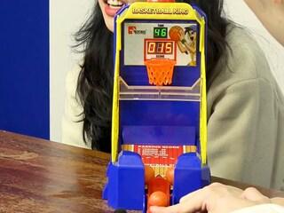 손가락으로 겨루는 농구배틀! 도전 농구왕!