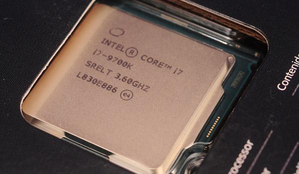 i7-9700K 오버클럭킹은 얼마나?