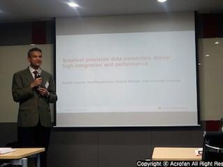 TI 초소형 정밀 데이터 컨버터 제품 출시 기자간담회