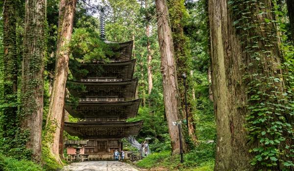 일본 불교의 성지, 야마가타
