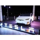 테슬라, 국내 고객에게 Model X의 인도 축하