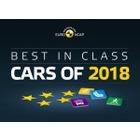 유로 NCAP, 2018 베스트 클래스 자동차 발표