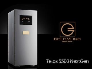 Goldmund Telos 5500 NextGen - Goldmund Telos 5500 NextGen