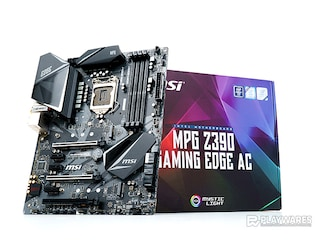 MSI MPG Z390 게이밍 엣지 AC 리뷰