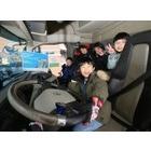 볼보트럭, 도로교통공단과 함께 체험형 어린이 교통 안전 교육 실시