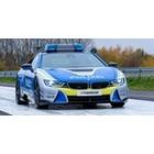 BMW i8 쿠페, 초고성능 한국타이어 장착..'눈길'
