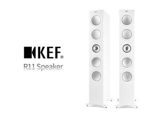 뉴 R시리즈, 진화의 칼날 위에 서다 - KEF R11 Speaker