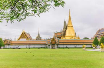 퇴근 후 방콕 당일여행