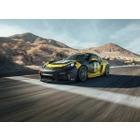 포르쉐, 신형 '포르쉐 718 카이맨 GT4 클럽스포츠' 공개