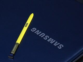 진짜 펜으로 쓰는듯한 필기감! 삼성 2019 노트북 Pen S [노리다]