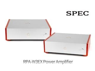 클래스 D 앰프의 수작을 만나다 _SPEC RPA-W3EX Power Amplifier