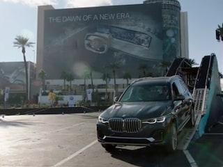 BMW 그룹, CES 2019 현장에서 Vision iNEXT 등 최첨단 기술 공개
