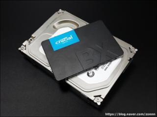 마이크론 Crucial BX500 SSD 아스크텍 480GB