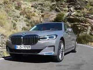 BMW 그룹 플래그십 럭셔리 세단 뉴 7시리즈 주요영상 모음
