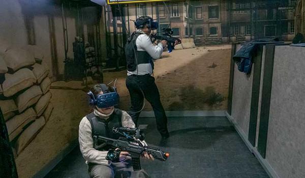 VR e스포츠, 신도림에서 즐겨라