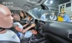 현대기아차가 신차에 적용할 '복합충돌 에어백'..기존 에어백과 다른 점은?