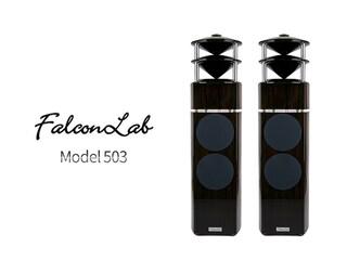 소리와 공간, 하나가 되다 - FalconLab Model 503
