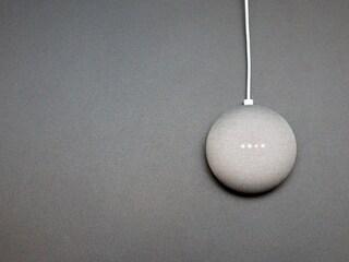 GOOGLE HOME MINI, 구글 홈 미니 인공지능 스피커 측정 리뷰