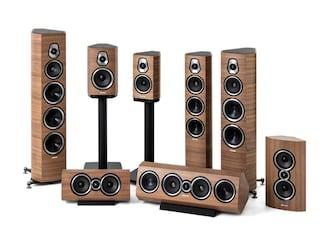 드디어 접근가능한 메이드 인 이태리 - Sonus Faber Sonetto V Floorstanding speaker