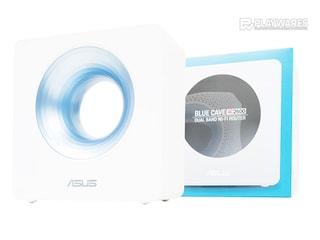 ASUS Blue Cave 유무선 공유기 리뷰