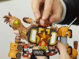 일본 직구대행, 토이스토리 합체로봇