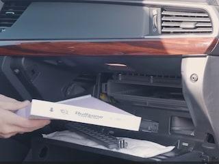 15,000원으로 자동차 초미세먼지 잡는법(불스원 항 알러지 필터)