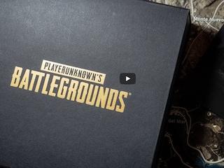 작지만 푸짐해, PS4 배틀그라운드 미디어킷 개봉기 및 소개