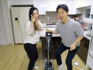 삼성에서 작정하고 만든 청소기… 미쵸따!