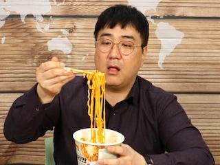 볶음면 전성시대! 핫한 신상 볶음면 4종과 함께~ [도사마의 밥상]
