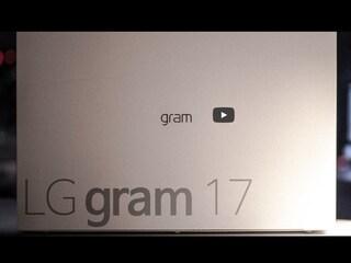15인치 크기의 17인치 노트북, LG 그램 17 개봉기 및 소개