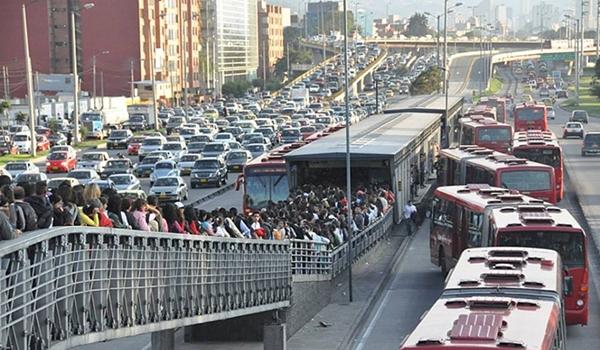 교통정체 최악의 도시는?