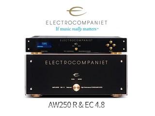 마이클 잭슨, 브루스 스웨디언 그리고  Electrocompaniet AW250 R & EC 4.8