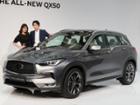 인피니티, 중형 SUV '더 올-뉴 QX50' 출시..가격은 5190만~6330만원