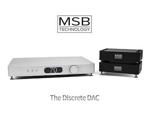 디지로그 시대 선언  MSB Technology The Discrete DAC