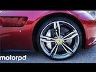 페라리 GTC4 루쏘 시승기 - 페라리 12기통 배기음을 4명이 편하게 즐길 수 있는 스포츠카? GT 카? 2부