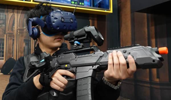 VR에 더욱 현실감을 더해준다!
