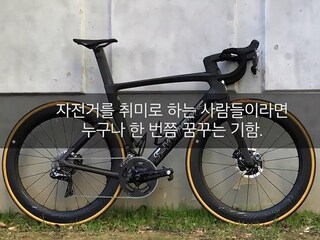 1000만원짜리 자전거를 타는 사람들에게 물어보았다