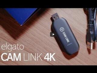 이제 미러리스 카메라, 웹캠으로 써요 : 엘가토 캠 링크 4K 개봉기 및 소개