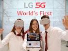 5G 듀얼 화면 LG V50 ThinQ 5G 발표, LG G8 ThinQ는 Z카메라 탑재
