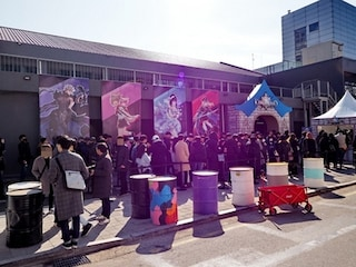 베스파 주최 '킹스 레이드' 2주년 파티 'King's Raid 2U' 현장 스케치