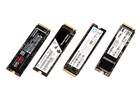 NVMe M.2 SSD 알고 구입하자, NVMe M.2 SSD 4종 비교